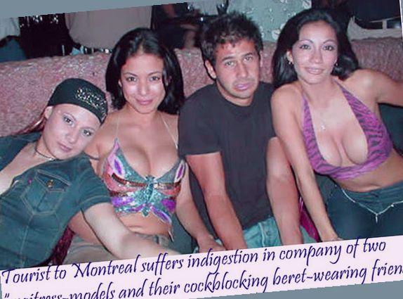 Whores in Montreal xxx